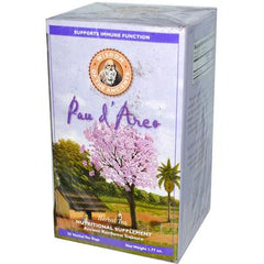Wisdom Natural Pau d'Arco Herbal Tea - 25 Tea Bags