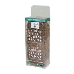 Earth Therapeutics Natural Sierra Pumice Stone - 1 Pumice Stone