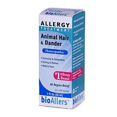 BioAllers Animal Hair And Dander - 1 fl oz