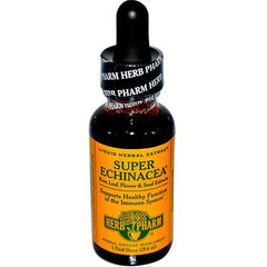 Herb Pharm Super Echinacea Liquid Herbal Extract - 1 fl oz