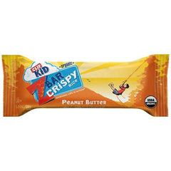 Clif Bar Zbar - Organic Peanut Butter - Case of 18 - 1.27 oz