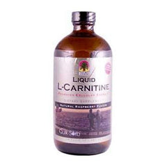 Nature's Answer Liquid L-Carnitine Natural Raspberry - 16 fl oz