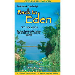 Book - Back to Eden by Kloss - Paperback