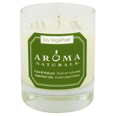 Aroma Naturals Soy Votive Candle - Peace White