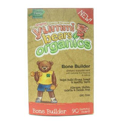 Hero Nutritional Products Yummy Bears Bone Builder - 90 Count