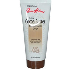 Queen Helene Soothing Natural Facial Scrub Cocoa Butter - 6 oz