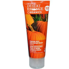 Desert Essence Organics Hand Repair Cream Pumpkin Spice - 4 fl oz
