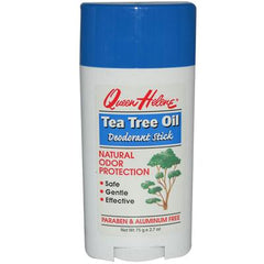 Queen Helene Tea Tree Oil Deodorant - 2.7 oz