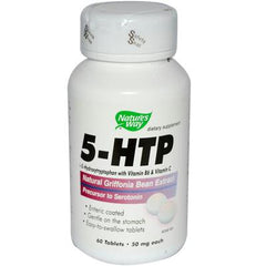 Nature's Way 5-HTP - 60 Tablets