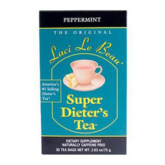 Laci Le Beau Super Dieter's Tea Peppermint - 30 Tea Bags