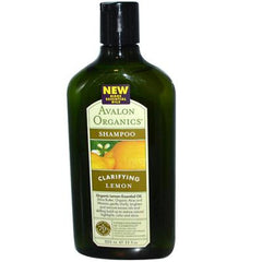 Avalon Organics Clarifying Shampoo Lemon with Shea Butter - 11 fl oz