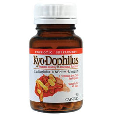Kyolic Kyo-Dophilus Digestion and Immune Health - 90 Capsules