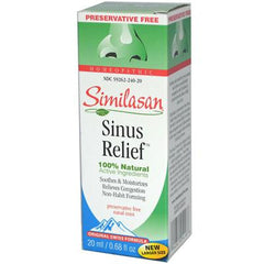 Similasan Sinus Relief - 0.68 fl oz