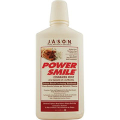 Jason PowerSmile Mouthwash Cinnamon Mint - 16 fl oz