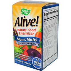 Nature's Way Alive! Men's Multi - 90 Tablets