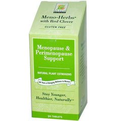 At Last Naturals Meno-Herbs with Red Clover - 90 Tablets