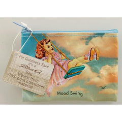 Blue Q Mood Swing Coin Purse - 1 Purse
