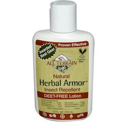 All Terrain Herbal Armor Insect Repellent DEET-Free Lotion - 4 oz