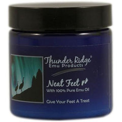 Thunder Ridge Emu Products Neat Feet - 4 oz