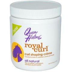 Queen Helene Royal Curl Curl Shaping Creme - 12 oz