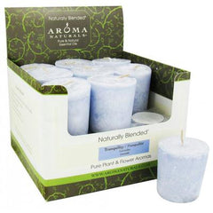 Aroma Spirituals Candle - Votive Tranquility - Case of 18