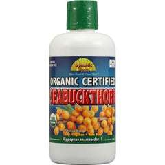 Dynamic Health Organic Certified Seabuckthorn - 33.8 fl oz