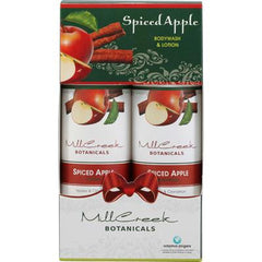 Mill Creek Bodywash and Lotion Spiced Apple - 32 fl oz