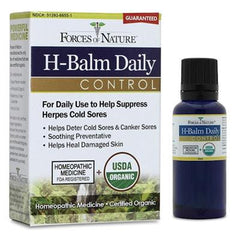 Forces Of Nature Organic H-Balm Daily Control - 33 ml
