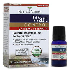 Forces Of Nature Organic Wart Control - Xtreme - 11 ml