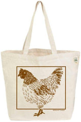 EcoBags Farmers Market Tote - Chicken - 10 Bags