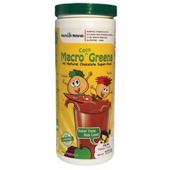 Macrolife Naturals Junior Coco Greens 45 Day Canister - 10.6 oz