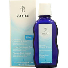 Weleda One-Step Cleanser and Toner - 3.4 fl oz