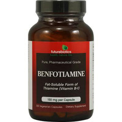 Futurebiotics Benfotiamine - 150 mg - 120 Vegetarian Capsules