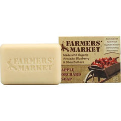 Farmer's Market Natural Bar Soap Apple Orchard - 5.5 oz