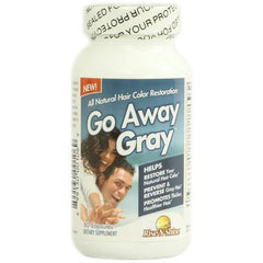 Rise-N-Shine Go Away Gray - 60 Capsules