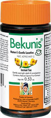Bekunis Tea Instant Laxative - .53 oz