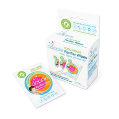 Dapple Pacifier Wipes - 10 Pack