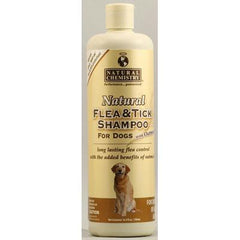 Natural Chemistry Natural Flea and Tick Shampoo for Dogs with Oatmeal - 16.9 fl oz