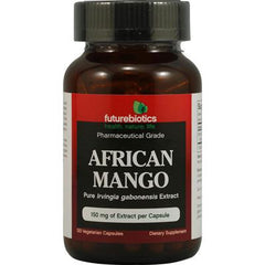 Futurebiotics African Mango - 150 mg - 120 Vegetarian Capsules