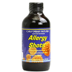 California Natural Allergy Shots - 4 fl oz