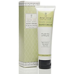 Deep Steep Hand Cream Honeydew Spearmint - 2 fl oz