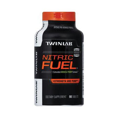 Twinlab Nitric Fuel - 90 Tablets