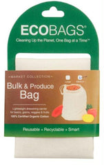 EcoBags Market Collection Organic Cloth Bulk and Produce Bag - Medium - 1 Bag