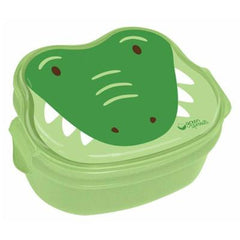 Green Sprouts Safari Bento Box - Green Crocodile