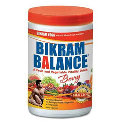 Bikram Balance Drink - Fruit and Vegetable Berry Powder - 10.16 oz