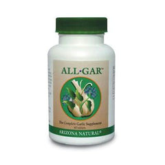 Arizona Natural Resource All-Gar Complete Garlic Supplement - 600 mg - 60 Tablets