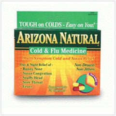 Arizona Natural Resource Cold and Flu Formula - 20 Caps