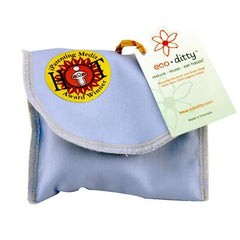 Eco Ditty Snack Bag - Powder Blue
