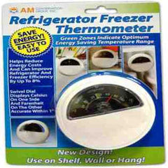 Simply Conserve Energy Saving Fridge and Freezer Thermometer