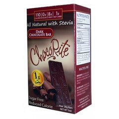Chocorite Bar - Dark Chocolate - 5 oz